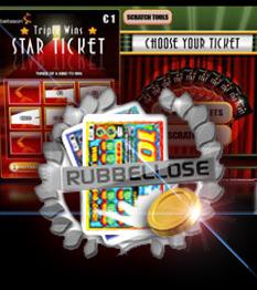 Online Casino Rubbellose